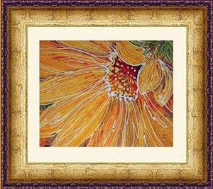 Detail Image for art BATIK SUNFLOWER