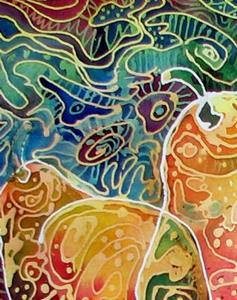 Detail Image for art 4 PEAR BATIK