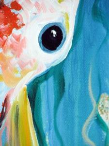 Detail Image for art KOI on FOUR