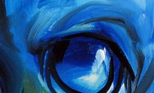 Detail Image for art FIRESTORM FRIESIAN EQUINE