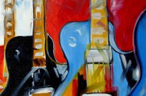 Detail Image for art GUITARS