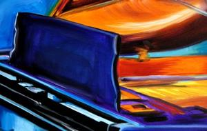 Detail Image for art JAZZ PIANO