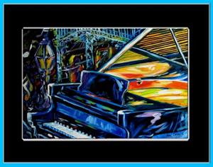 Detail Image for art JAZZ PIANO NEW ORLEANS MUSIC