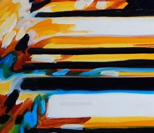 Detail Image for art JAZZ PIANO ABSTRACT