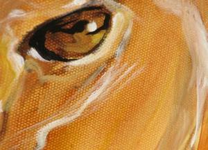 Detail Image for art GOLDEN ESSENCE EQUINE
