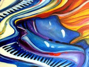 Detail Image for art JAZZ PIANOS GRAND