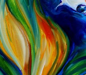 Detail Image for art YINGYANG KOI