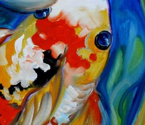 Detail Image for art YINGYANG KOI