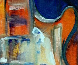 Detail Image for art 3 GUITAR ABSTRACT