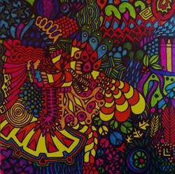 Art: Morning Songbird Sing Away by Artist Lindi Levison