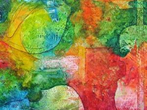 Detail Image for art Instrumental Abstract