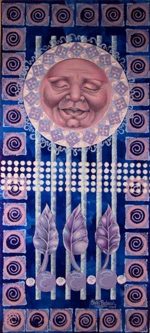 Art: Equinox(sold) by Artist Shelly Bedsaul