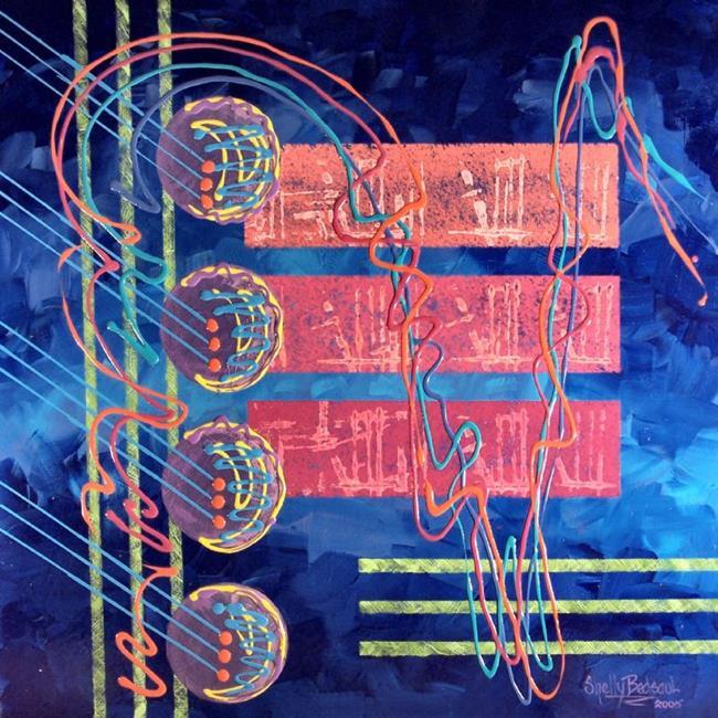 Art: Chamber Music by Artist Shelly Bedsaul
