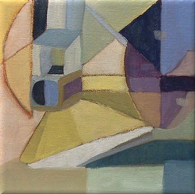 Art: shadow box by Artist C. k. Agathocleous