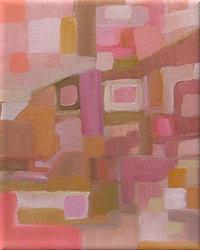 Art: pink by Artist C. k. Agathocleous