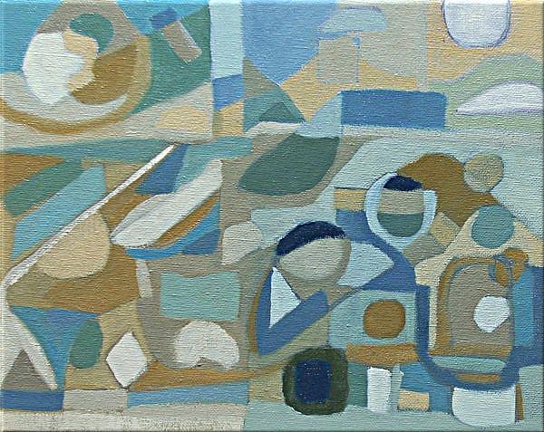 Art: phases by Artist C. k. Agathocleous