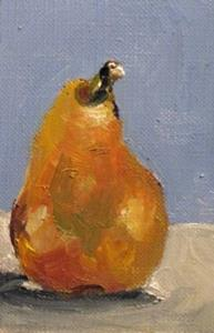 Detail Image for art Pear Aceo