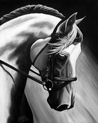 Art: Illuminate  (SOLD) by Artist Monique Morin Matson