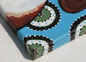 Detail Image for art Retro Beagle