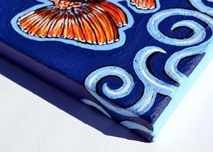 Detail Image for art Ranchu Waves 1