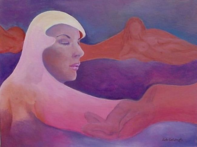 Art: Dreams by Artist Lelo Colclough