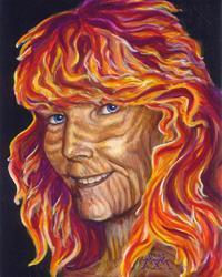 Art: Lynn Dobbins by Artist Madeline  Carol Matz