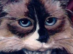 Detail Image for art Chandler Le Chat