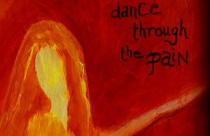 Detail Image for art Dance Through the Pain