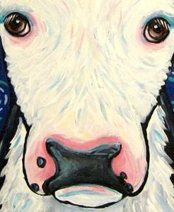 Detail Image for art ebsq cow.jpg