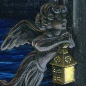 Detail Image for art The Owl and the Pussycat