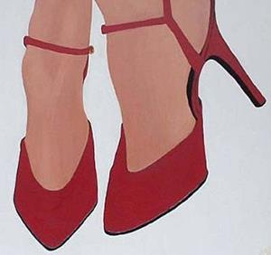 Detail Image for art Red Shoes