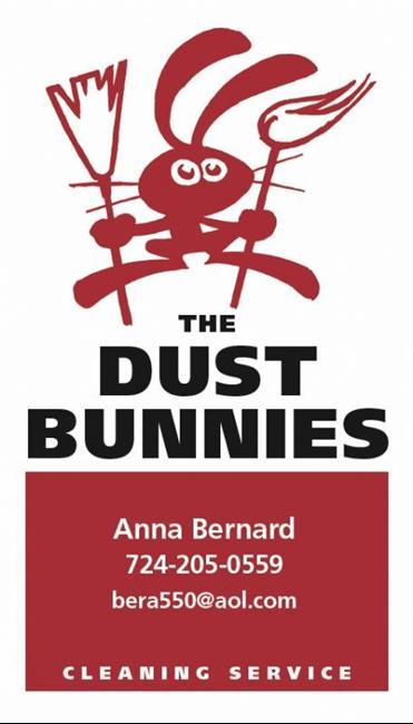 Art: Dust Bunnies by Artist Richard R. Snyder