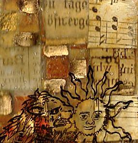 Detail Image for art The Green Lion