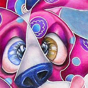 Detail Image for art Dog Pile