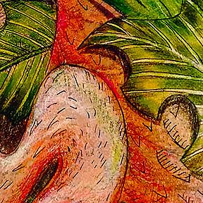 Detail Image for art Just beyond the Bermuda Triangle