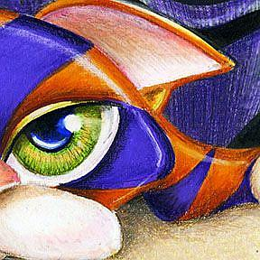 Detail Image for art Cat Shades