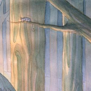 Detail Image for art Forest Guardian