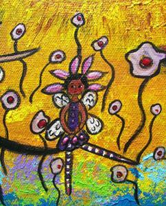 Detail Image for art Springtime Fairies