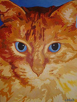 Art: My Sunshine by Artist Lindi Levison