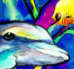 Detail Image for art Dolphin