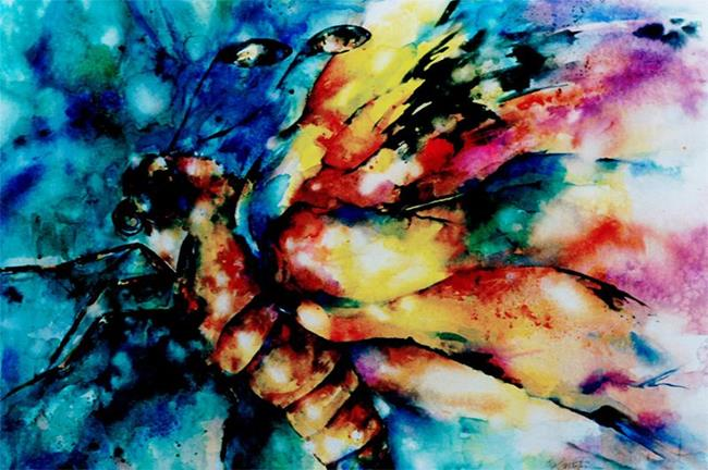 Art: Butterfly 2 by Artist Kathy Morton Stanion