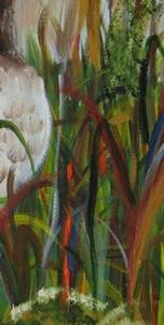 Detail Image for art At the Lake-sold