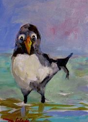 Art: Seabird by Artist Delilah Smith