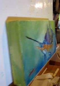 Detail Image for art Sailfish