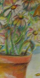Detail Image for art Daisy Attack