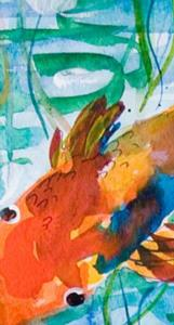 Detail Image for art Fish Pond