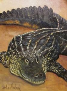 Detail Image for art Alligator