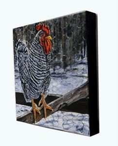 Detail Image for art Terry the rooster