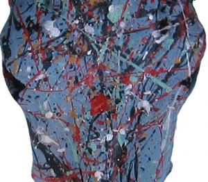 Detail Image for art Cow/Steer Skull 3