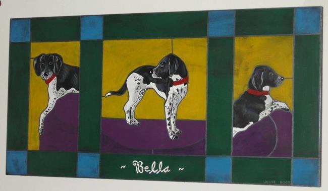 Art: Bella by Artist Jenny Doss